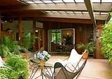 Rose Garden Mid-Century Modern « Lookiloos