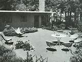 Vintage Mid Century Modern Eames Garden Design Build Book 1963