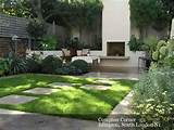 ... Gardens - contemporary design for small gardens and town gardens