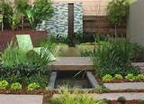 landscaping plants modern ecological sunset garden landscape designs