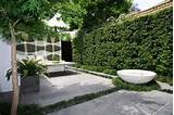 minimalist modern garden design architecture news homes design