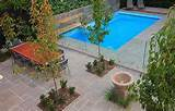 modern landscape design ideas australian secret garden pond pool