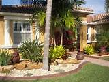 yard landscaping pictures ideas south fla rock garden landscape