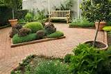 garden designs ideas small | landscape ideas and pictures