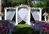 Garden Wedding Decor Ideas