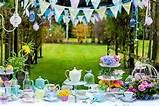 Garden party wedding inspiration and ideas | English Wedding ...