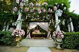 white wedding decor 25 stunning centerpieces stunning cake table ideas