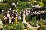 your garden for the wedding guests wedding ideas and collections