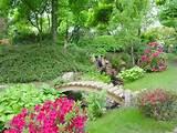 japanese garden flowers design