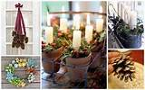 country christmas decor ideas