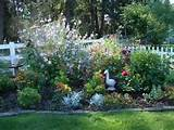 when planting your perennial flower garden it is helpful to take into ...