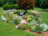 house designs flower garden design ideas