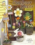 outdoor art decor designs flower pots garden wind chimes whirligig