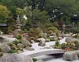japanese style rock garden madawa art home design
