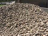 Large Earth Tone River Rock