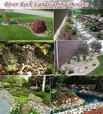 River Rock Landscaping River Rock Landscaping Design Tips