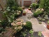 landscaping ideas for a small backyard | landscape ideas and pictures