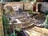 Rock Garden Design, Rock Garden Ideas © Johnwoodgardendesign.co.uk