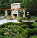 garden plants landscape plan
