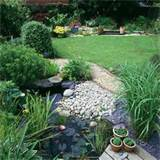 and peaceful backyard landscaping ideas, good Feng Shui garden ...