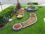 gardening ideas for front yard! There are many flowers we can plant ...