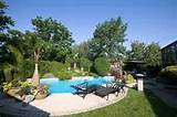 ... landscaping ideas landscaping around a pool Backyard Pool Landscaping