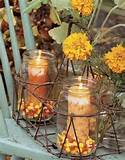 Beyond the Garden Gate: fall decor ideas...