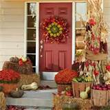 Front Porch Decorating Ideas for Fall | One Hundred Dollars a Month
