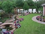 simple backyard landscaping ideas pictures