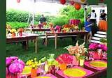 small patio or a backyard is also enough for a garden party. Check ...