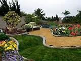 backyard garden design beautiful backyard garden ideas