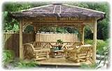 cheap landscaping ideas affordable landscape designs gazebo backyard ...