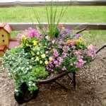 landscape container garden