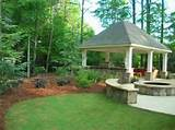 outdoor landscaping patio garden decorating ideas best patio garden