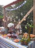party frosting spring garden planting party ideas inspiration