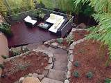 bamboo garden patio design ideas modern pleasing patio designs