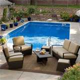 home and garden rattan patio set ideas best patio design ideas