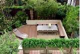 garden zen style design concept home decor idea interior design