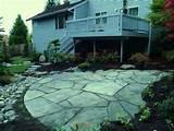 zen garden patio
