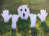diy outdoor halloween decoration ideas idealhomegarden com