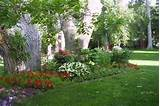 partial shade garden plans to make your property look more attractive
