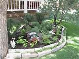 Small Shade Garden Planter