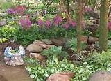 100 1708 shade garden landscape design hosta astible lamium