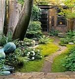 shade gardens myhomeideas com