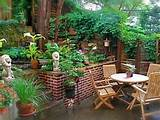Patio Garden Backyard Furniture Design Style - Best Patio Design Ideas