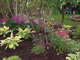 Shade Garden Designs B