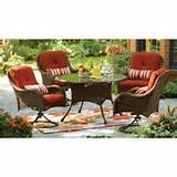 better homes and gardens lake island 5 piece dining set seats