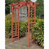 outerior decor products sierra garden arbor