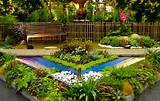 Beautiful Organic Garden Design Ideas