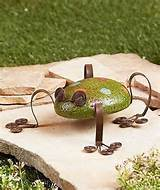 frog rock garden friend statue yard garden outdoor decor